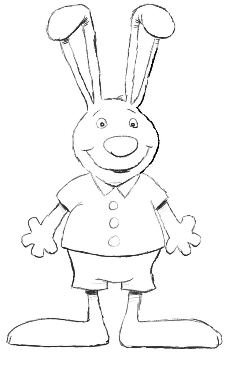 henry wiggle bottom coloring pages - photo#33