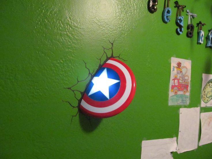 Best 25 avengers wall lights ideas on pinterest avengers boys target has great superhero wall lights mozeypictures Choice Image
