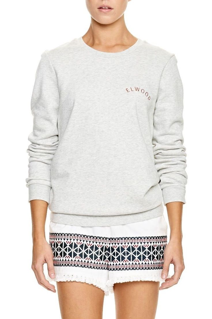 ELWOOD CLOTHING - Jax Crew Neck Sweater