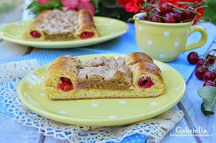 Gabriella dobrodružstvo v kuchyni :): čerešňa, orech mačacie oči