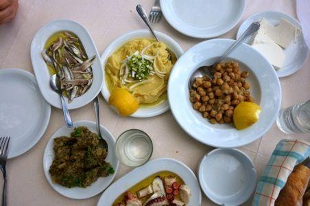 How to eat like a local Greece.  I don't think I'll like Greek food