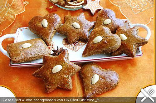 Omas Lebkuchen, ein tolles Rezept aus der Kategorie Kekse & Plätzchen. Bewertungen: 234. Durchschnitt: Ø 4,6.