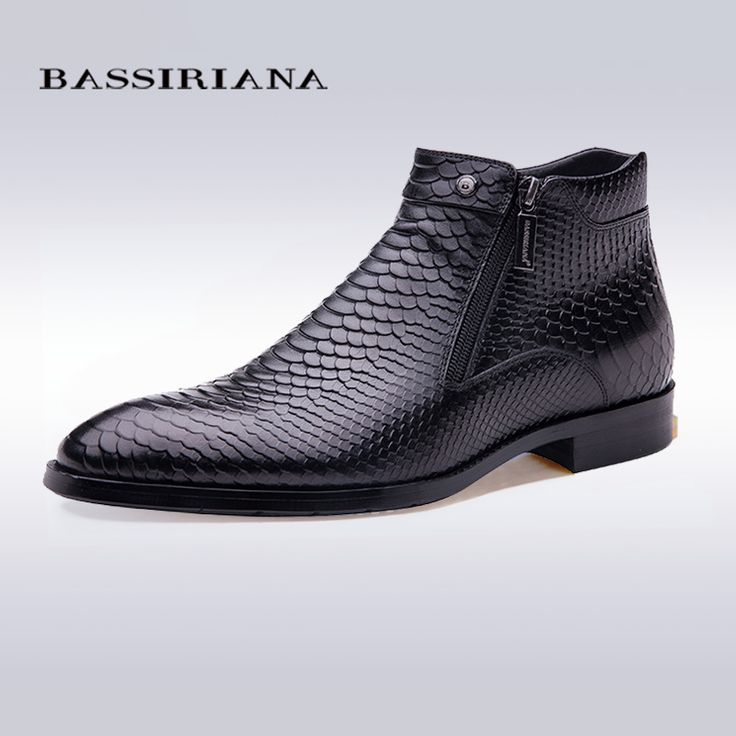 Find More Men's Boots Information about BASSIRIANA new 2017 fashion men shoes Lace up Brown black Full grain leather round toe Big siz 39 45 Free shipping,High Quality shoes order,China men casual dress shoes Suppliers, Cheap men fasion shoes from BASSIRIANA on Aliexpress.com