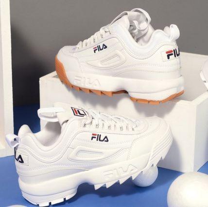 786e4326ab75 FILA Platform Platform   Wedge Sneakers   Kicks   Sneakers, Shoes ...