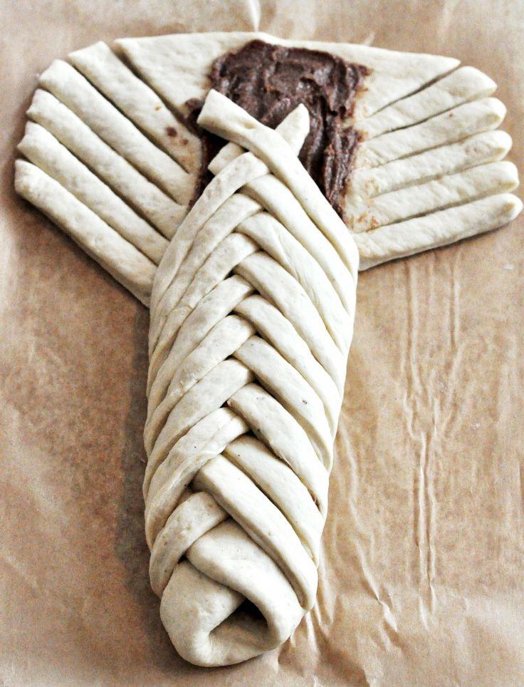 Kanelfläta: Swedish Cinnamon Braid