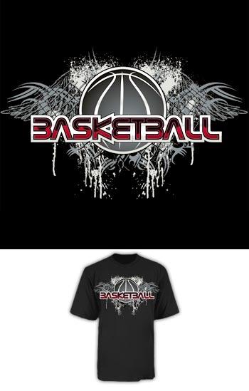 Basketball Designs Mom 39 S Sports Shirts Pinterest