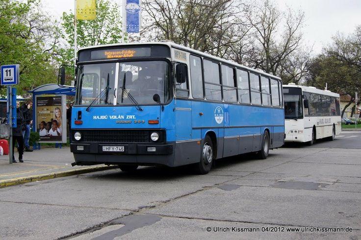 HFY-746 Debrecen Helyközi Autóbusz-Állomás 18.04.2012