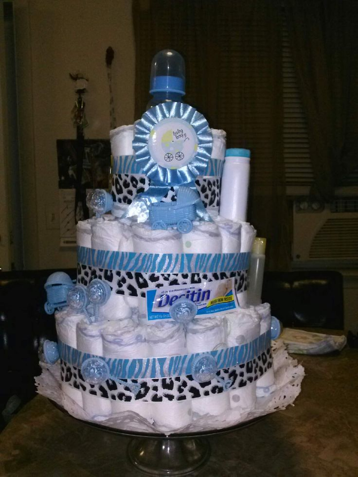 Baby Shower Cakes Kenya ~ Diaper tower baby shower ideas pinterest diapers and