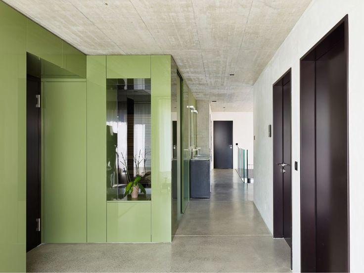 Kleur Corridor Appartement : Best corridor images homes architecture and