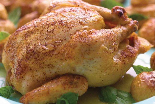 Roasted Cornish Hens with Fingerling Potatoes is an easy and filling recipe to serve before Yom Kippur.: Finish Clothing, Chicken Recipes, Clothing Shops, Kosher Recipes, Roasted Cornish, Cornish Hens Recipes, Fingerling Potatoes, Kosher Cooking, Passover Recipes