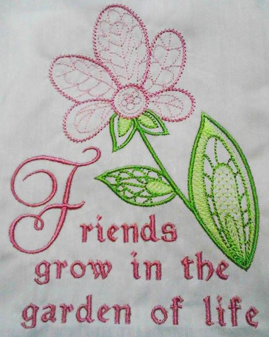 Machine embroidery tips for beginners