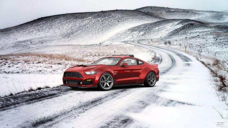 Checkout my tuning #Mustang #MustangGT 2115 at 3DTuning #3dtuning #tuning