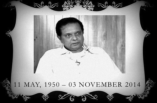 Popular Bollywood villain Sadashiv Amrapurkar passed away on 3rd November 2014 at Kokilaben Dhirubhai Ambani hospital (KDAH). Sadashiv was 64 years old.