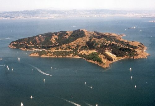 SF: Hiking/biking Angel Island State Park.     Also try:  1) http://www.bahiker.com/northbayhikes/angelisland.html  2) http://angelisland.com/Documents/Angel_Island_hiking_event_sites.pdf