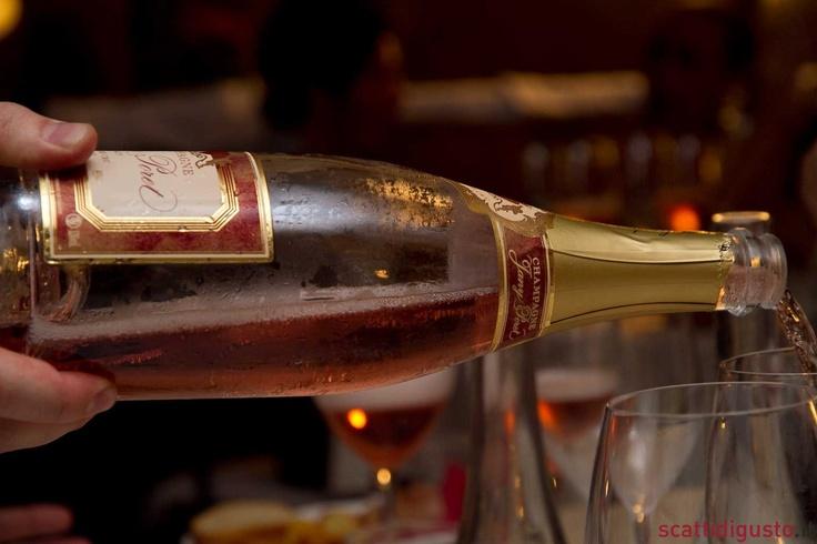 #champagne Jany Poret Rosé