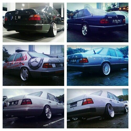 17 Best Images About W124 Mercedes Benz On Pinterest