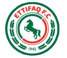 1945, Ettifaq FC (Dammam, Saudi Arabia) #EttifaqFC #Dammam #SaudiArabia (L11117)