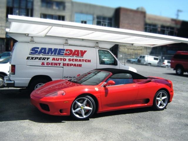 Sameday S Expert Auto Repair Technicians Who Service The