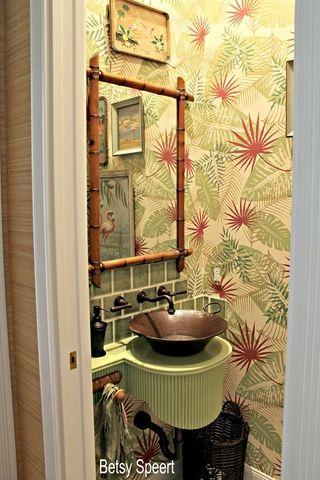 Inspiration For My Tiki Bathroom