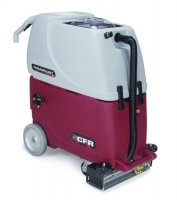 CFR Carpet Machine Cascade 20 SP    CFR Cascade 20 SP Carpet Cleaning Machine -  Innovative technology built into a mid-size cleaning system that out-cleans conventional extractors with CFR's patented continuous flow cleaning method .