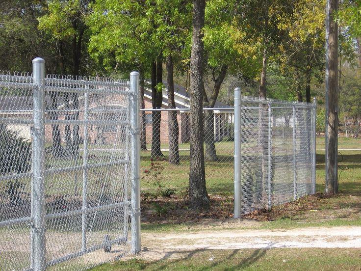 Chain Link Fence Sliding Gate