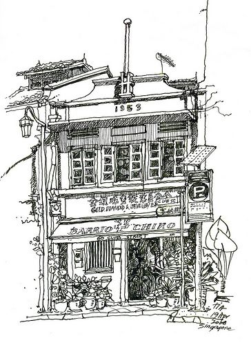 Best Architecture Sketch Images On Pinterest Drawings