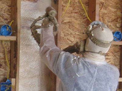 Spray Foam Insulation in Limerick, Clare, Tipperary, Cork and Kerry.