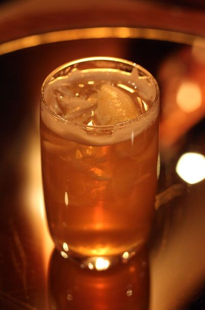 Russian Caravan- bourbon and black tea