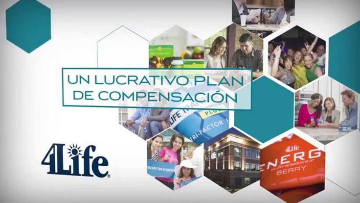Plan de Compensación 4Life see my Web parcentalesm.my4life.com