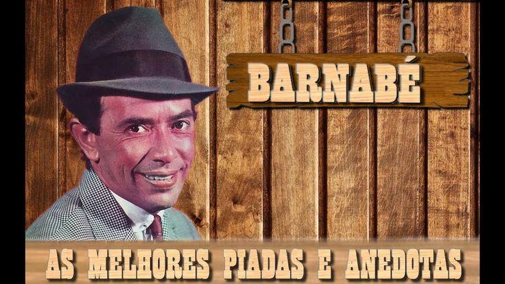 Barnabé as Melhores Piadas e Anedotas