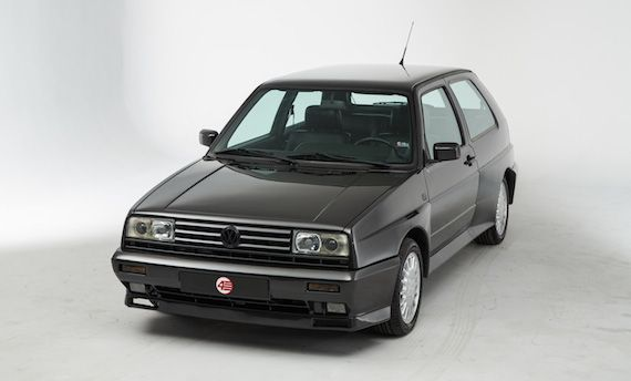 1990 Volkswagen Rallye Golf -  G60 supercharged 1 of 5000 built. We've owned 3 of these:-)