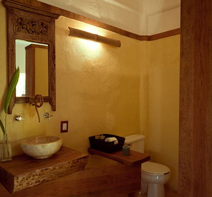Refugio de Sol All rooms have private bathrooms
