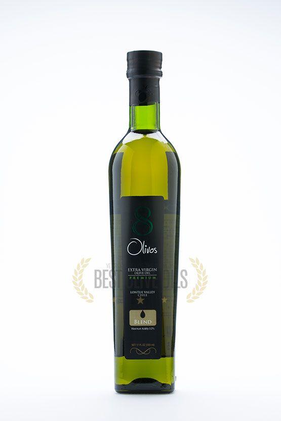 8 Olivos Blend - one of the World's Best Olive Oils!