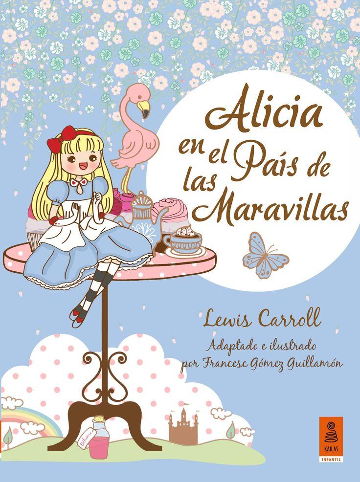 Francesc Gómez Guillamón adapta e ilustra el clásico de Lewis Carroll y nos ofrece una nueva visión de los acontecimientos, creando las bases de un nuevo Universo de las Maravillas.