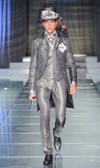 Fashion Matrimonio Uomo : Cleofe finati by archetipo fashion show made
