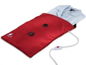This is the heated pouch that warms pajamas for cozy comfort. - $39.95