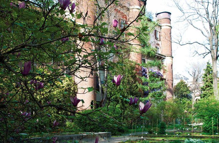 Orto Botanico di Brera (Milano)