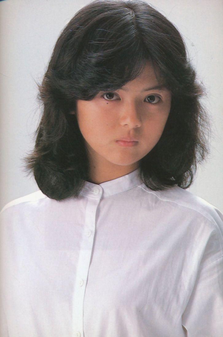 薬師丸ひろ子 Yakushimaru Hiroko (薬師丸ひろ子) 1964-, Japanese Actress, 玉置浩二(元夫