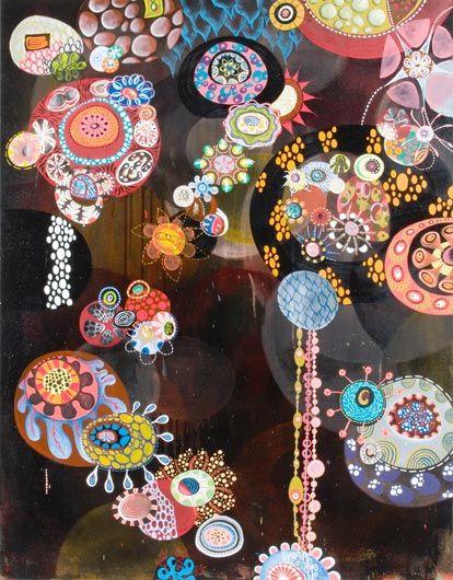 ART love….Melinda Hackett   The English Room