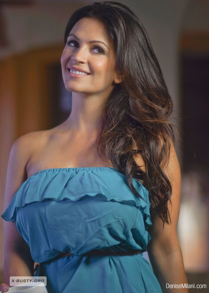 1000+ images about Denise Milani on Pinterest | Models ... Denise Milani Blue Dress