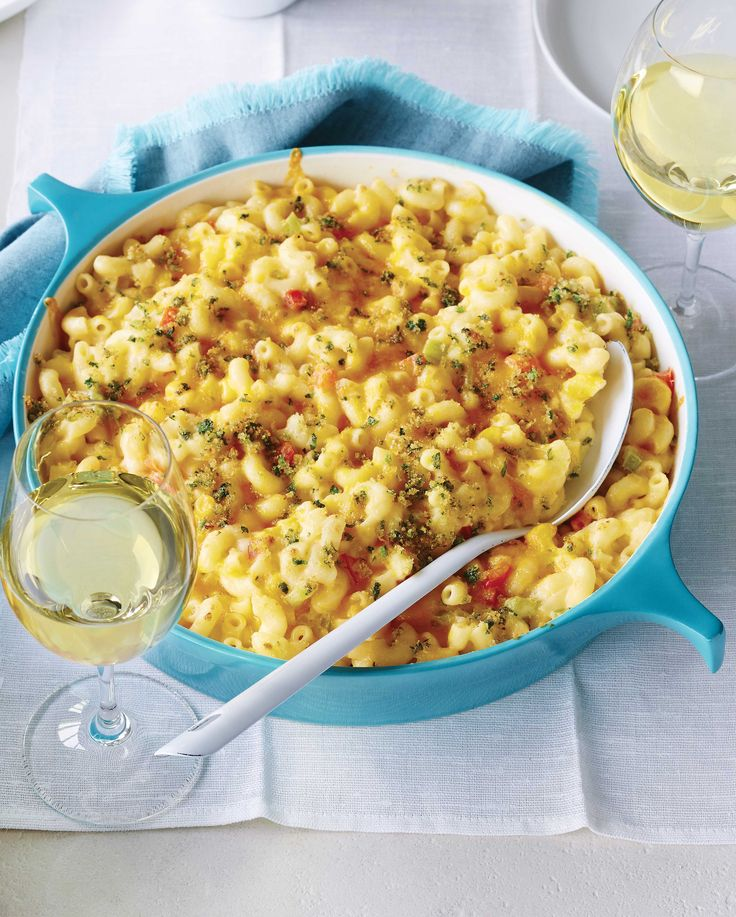 Macaroni au fromage façon Stefano Faita