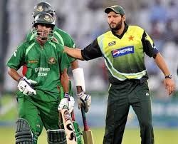 Only the player any team, Afridi  In T 20 world cup favorite  team who? You get the  different answer to this question but if you ask anyone outside the stadium, walked through the streets of Dhaka that there will be hardly any person who favorite the player name of Shahid Afridi