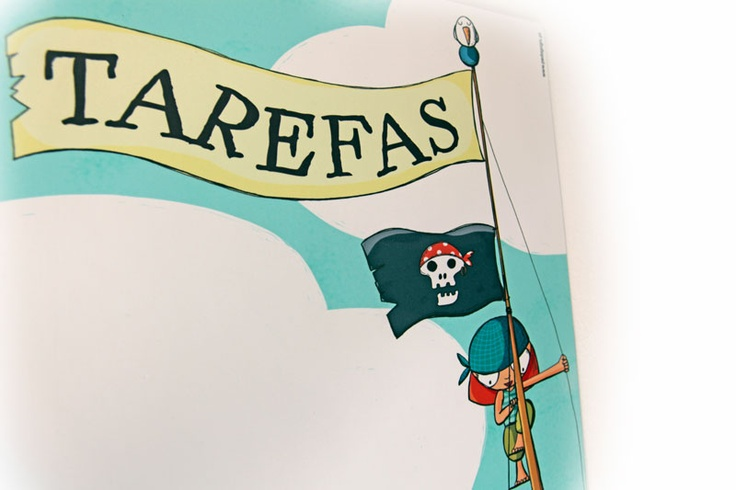 Pirates : Tasks