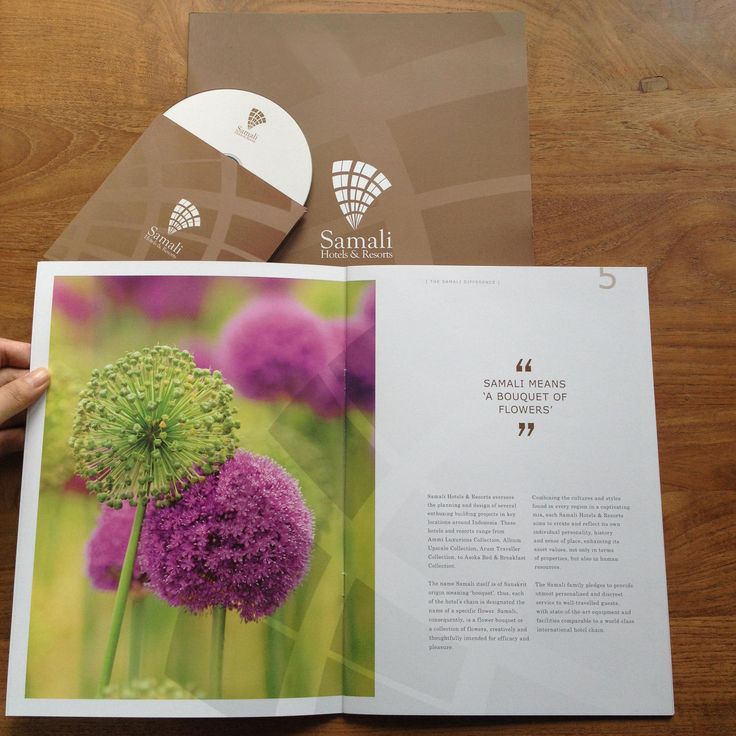 Samali Hotels and Resorts brands comprehensively target the entire customer market spectrum, from budget travelers to the well-heeled elite. Named after different flowers in line with the Samali metaphore of a bouquet, each brand is defined by clearly specified characteristics and price points, supported by appropriate marketing.