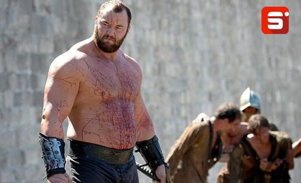 All GoT fans out there! Did you know that Hafþór Björnsson who plays 'The Mountain' in the famous television series is no longer the strongest man in Europe? He lost this title to Laurence Shahlaei. Björnsson's response? To start training even harder for The World's Strongest Man Competition, and hopefully start a new winning streak. #Sportido #GoT #bodybuilding #themountain