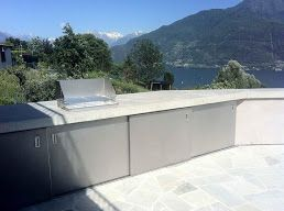 pin by philipp brinkmann on outdoor kitchen pinterest