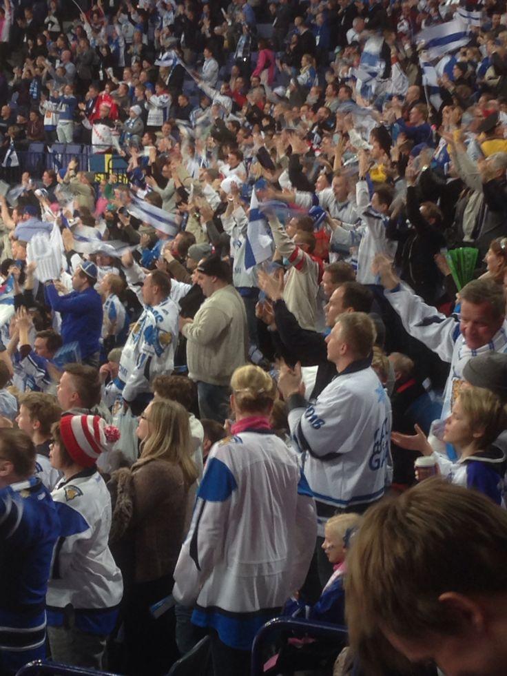 Taphtumatunnelmaa Suomi-Venäjä #nuoretleijonat
