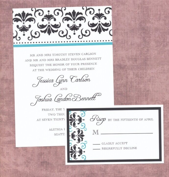 33 best invites images on pinterest wedding stationary