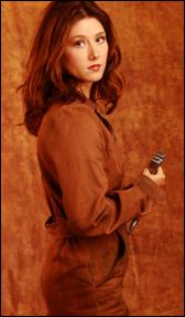 I wish more people knew Firefly so I could just tell a hairstylist I want Kaylee hair.