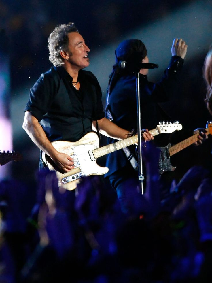 springsteen super bowl essay Overrated, underrated, or properly rated: bruce springsteen a tour through the rock the uncle who drinks too much at the super bowl party and winds up recklessly.